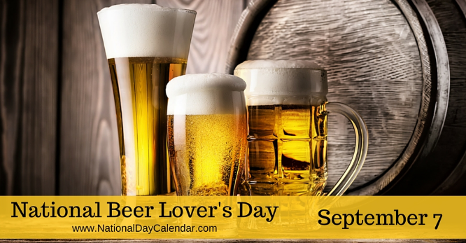 beer lovers day